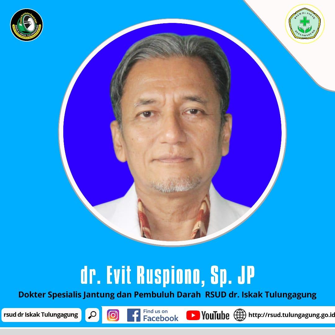 dr. EVIT RUSPIONO, Sp.JP