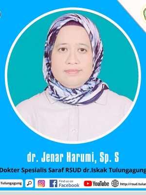 dr. JENAR HARUMI, Sp.S