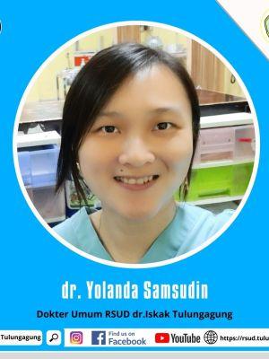 dr. YOLANDA SAMSUDIN