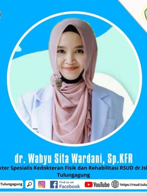 dr. WAHYU SITA WARDANI, Sp.KFR