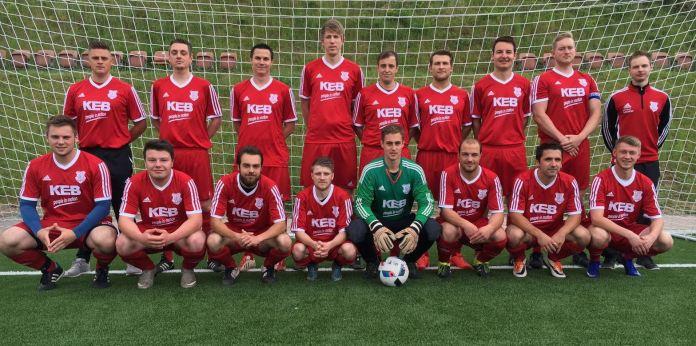 Mannschaftsfoto RSV2