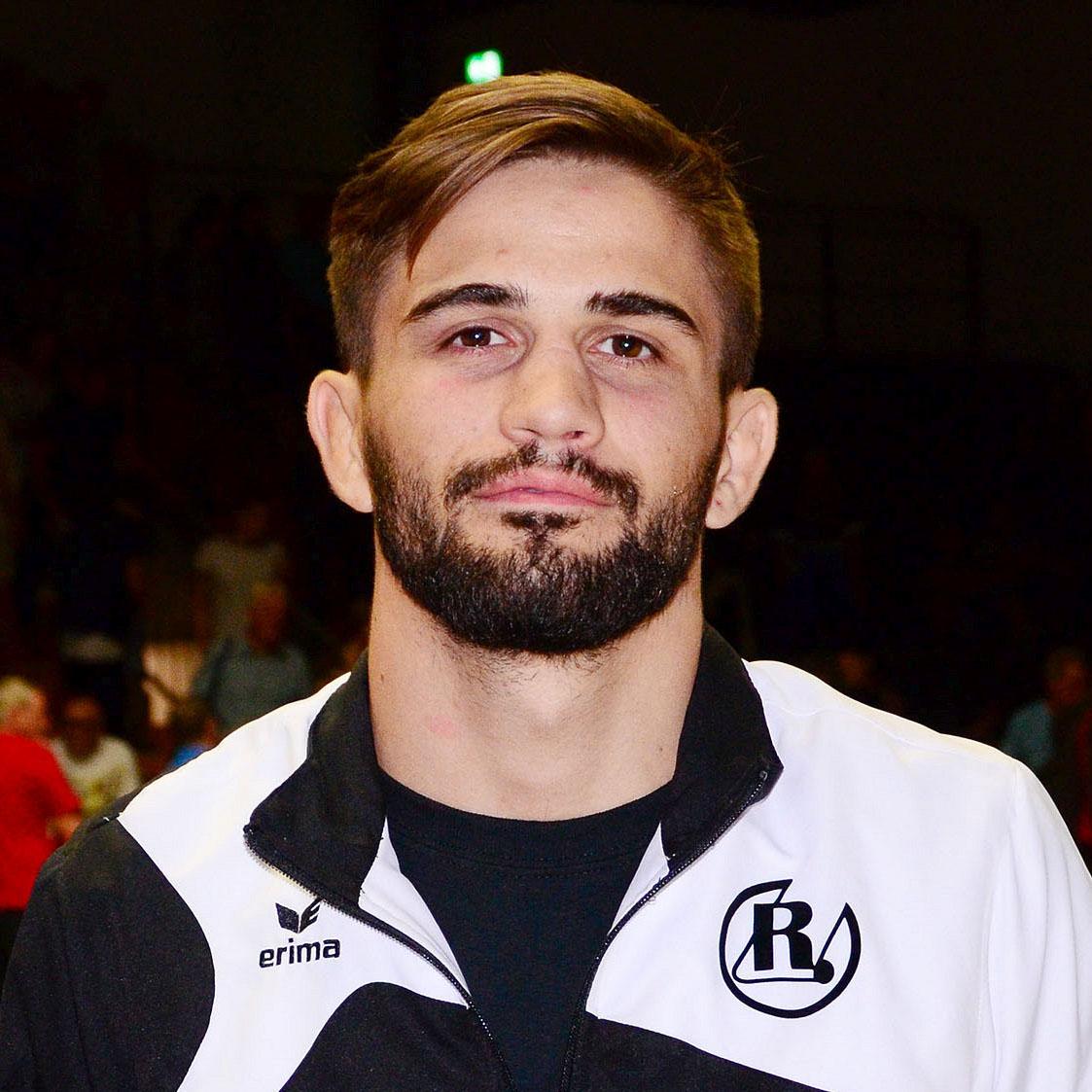 Alexander Grebensikov, RSV Rotation Greiz