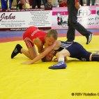 Ringen-Jugendliga: RSV Rotation Greiz gegen WKG Lugau/Thalheim 24:16