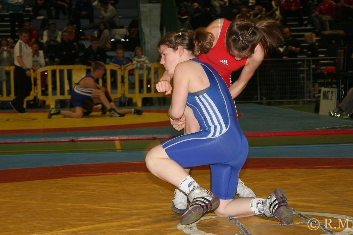 Eyleen Sewina belegt den vierten Platz