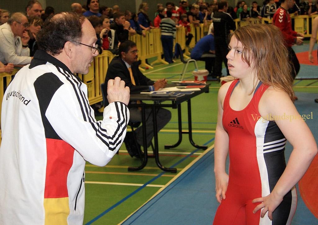 Eyleen Sewina gegen die Sportlerin des Jahres