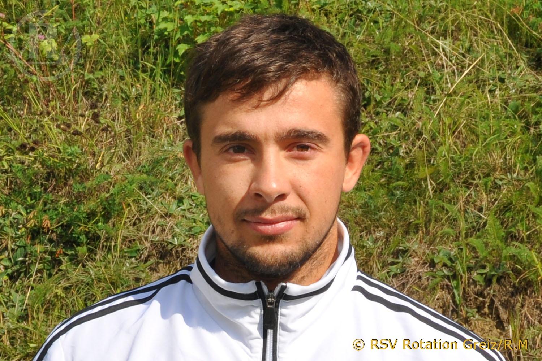 Toni Stade, RSV Rotation Greiz