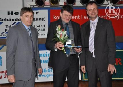 Festveranstaltung zum 80-jährigen Bestehen des RSV Rotation Greiz e.V.