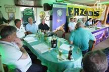 Pressekonferenz und Training mit 1. FC Erzgebirge Aue