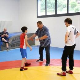 RSV Greiz: Spannende Trainingsrunde mit Uwe Neupert