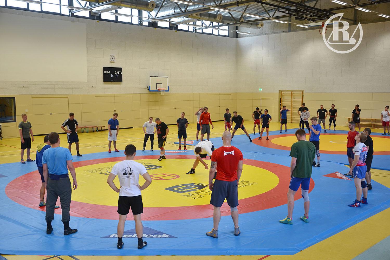 RSV Rotation Greiz: Wochenend-Trainingslager der Ringer