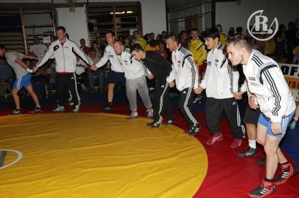 2.Bundesliga Nord: WKG Pausa/Plauen gegen RSV Rotation Greiz 8:19