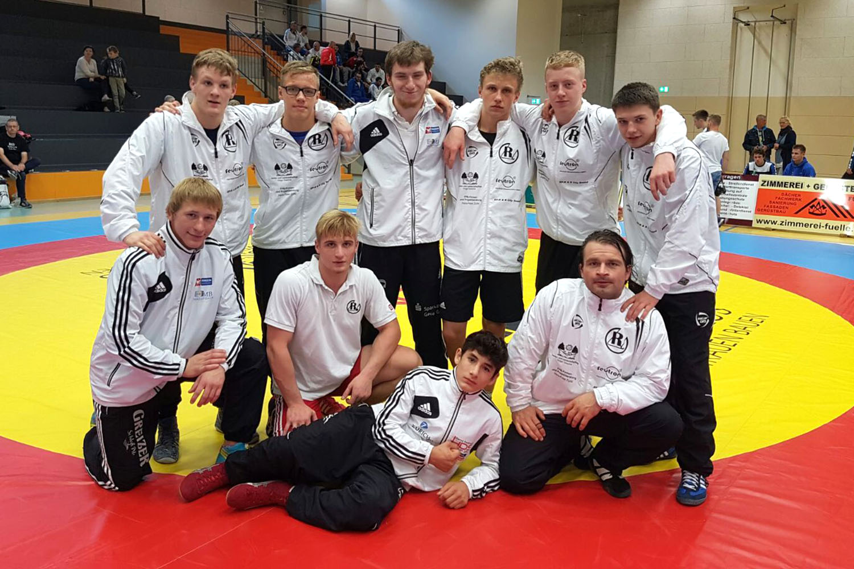 Regionalliga Mannschaft RSV Rotation Greiz II