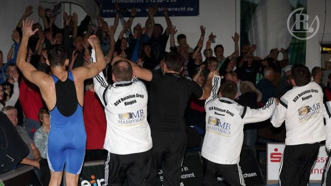 2.Bundesliga Nord: AVG Markneukirchen gegen RSV Rotation Greiz endet 6:22