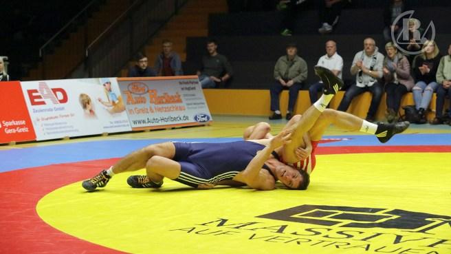 Regionalliga Mitteldeutschland: RSV Rotation Greiz II gegen SAV Leipzig/Großlehna 21:12