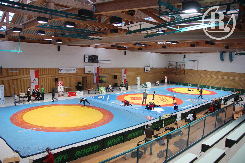 Thüringer Meisterschaften der Ringer