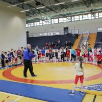 Kreisjugendspiele im Ringen erfuhren großen Zuspruch