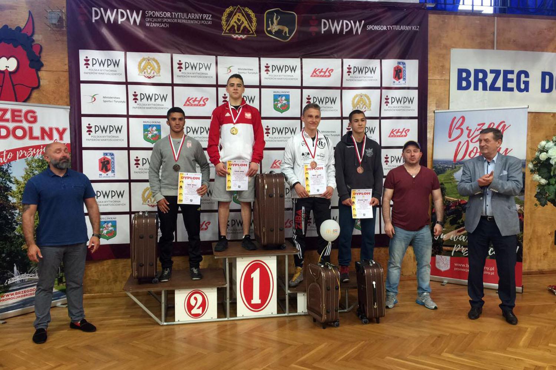 Lucas Kahnt gewinnt Bronze in Polen