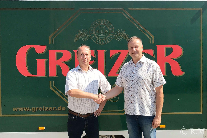 RSV Rotation: Erfolgreiche Arbeit mit Greizer Vereinsbrauerei wird fortgesetzt
