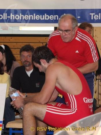 Oberliga Thüringen: RSV Rotation Greiz II gegen SV Sömmerda