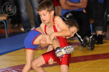 19.Vogtlandpokalturnier im Ringen in der Sportschule Kurt Rödel Greiz