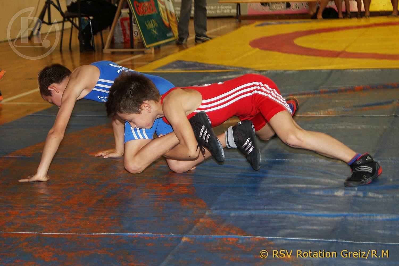 Jugendmannschaft des RSV Rotation Greiz gewann mit 6:0 Punkten