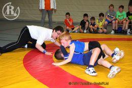 RSV Rotation Greiz stellt sich in Lessing-Grundschule vor