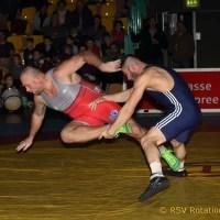 Fotogalerie: Halbfinale Rückrunde RLMD: KG Frankfurt/Eisenhüttenstadt gegen RSV Rotation Greiz