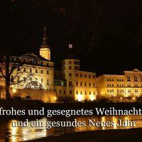 Grußworte des Vereinsvorsitzenden Thomas Fähndrich zur Weihnachtszeit