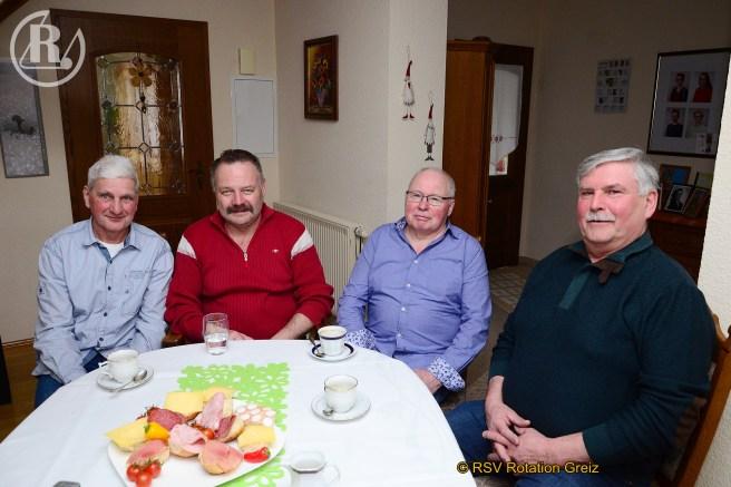 Hans-Peter Zipfel zum 75: Ein Leben für den Sport