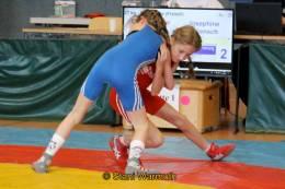 Jüngste Greizer Ringer bei Thüringer Meisterschaften vorn