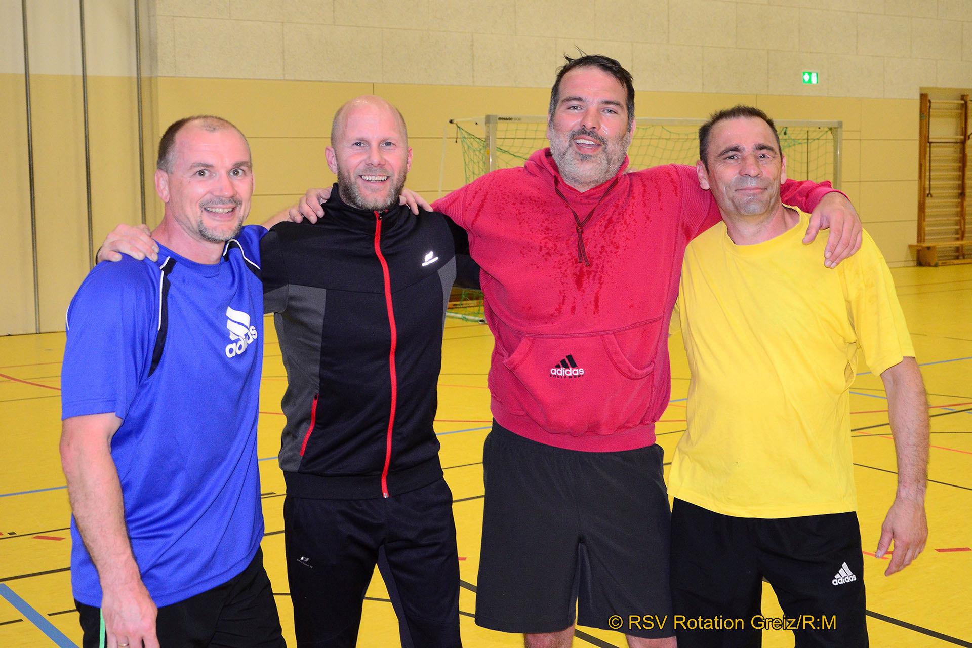 RSV Rotation Greiz: Greizer Beteiligung bei den German Masters im Ringen in Gelenau