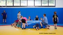 RSV Rotation Greiz: Durch Elterninitiative schönes Abschlussfest für die Jüngsten