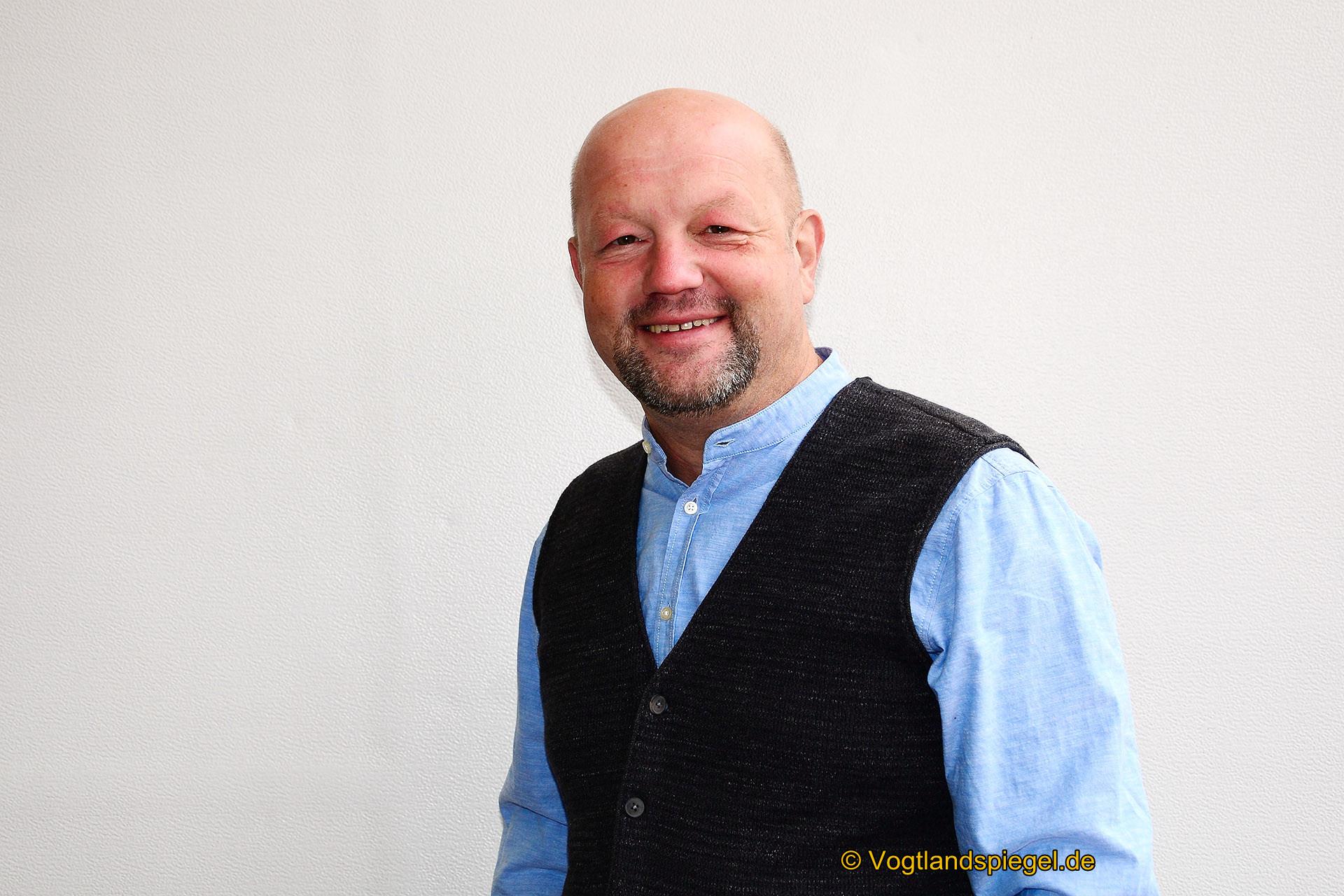 Bürgermeister Alexander Schulze