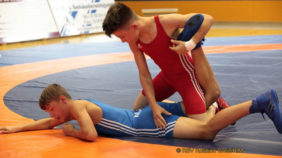 RSV Rotation Greiz: Lucas Hanke erkämpft die DM-Silbermedaille