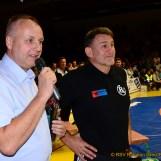 RSV-Präsident Thomas Fähndrich und Trainer Tino Hempel