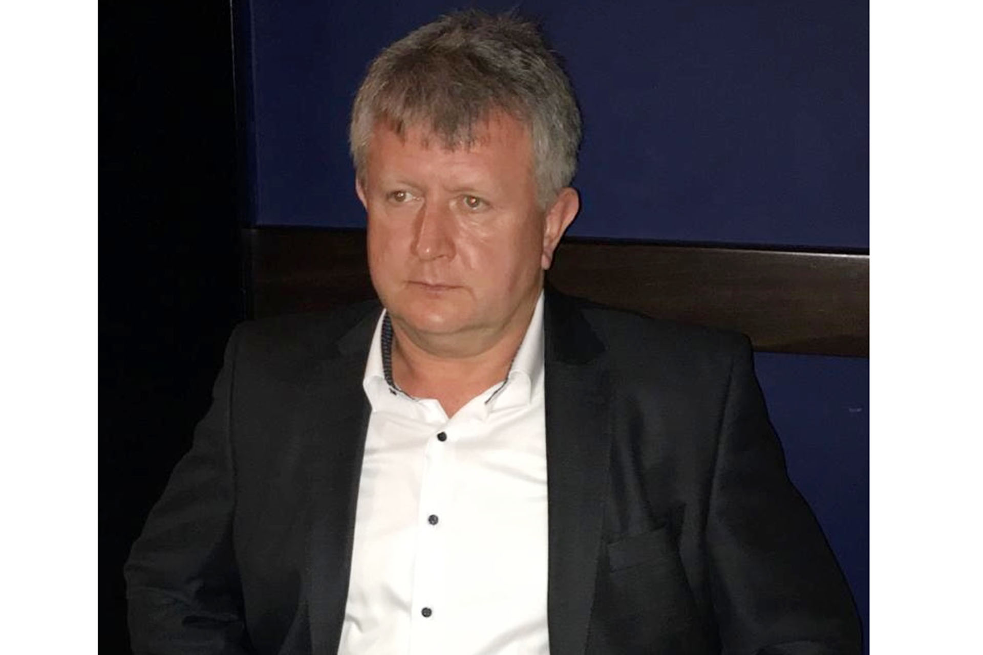 Silvio Ehrenpfordt, Geschäftsinhaber der Klempnerei Ehrenpfordt & Gessner GbR
