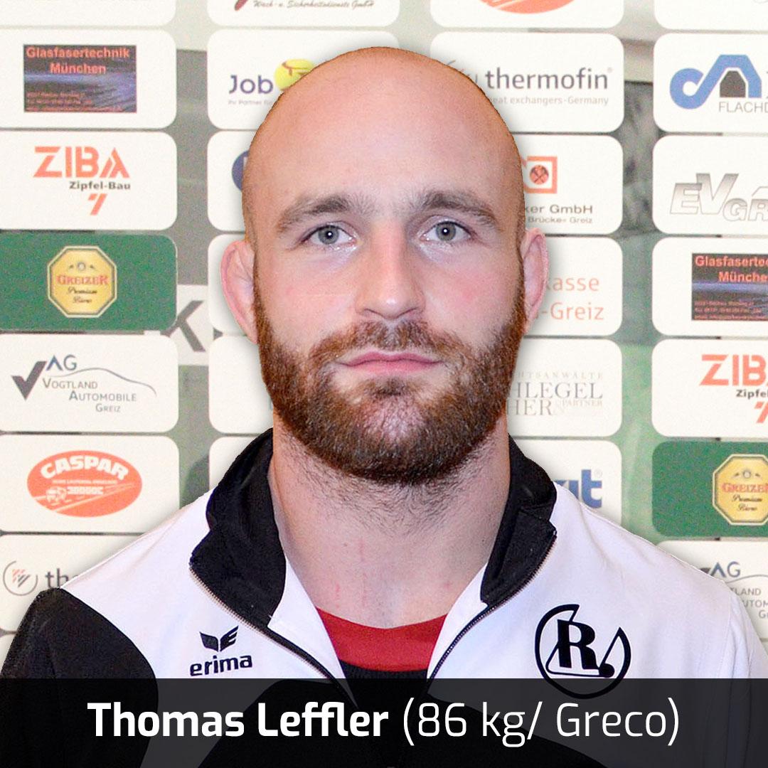 Thomas Leffler, RSV Rotation Greiz