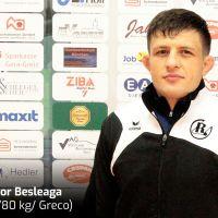 Vertragsverlängerung von Igor Besleaga