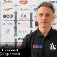 Lucas Kahnt zurück im Greizer Ringerteam