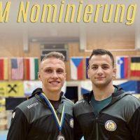 U23 EM-Nominierung für Lucas Kahnt