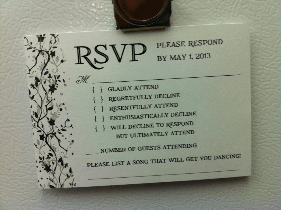 The DJ's Request Line RSVP