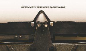 paper rsvp cost calculator