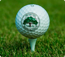 Collect event payments online for a golf tournament