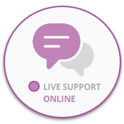 Get live chat support