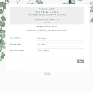 Wedding Rsvp Website.Wedding Rsvp Wording Guide 2019 Online Traditional