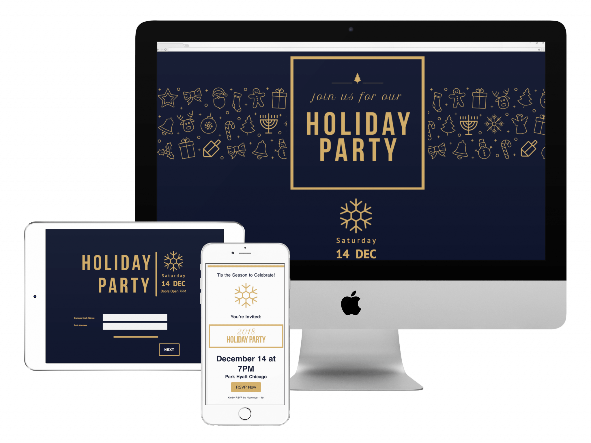 Event guest check-in system. Check guests in at your event with a QR code, name or confirmation number with RSVPify's check in software.