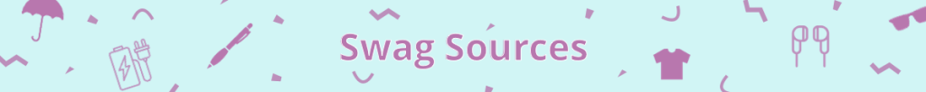4 Swag Sources Title Image RSVPify