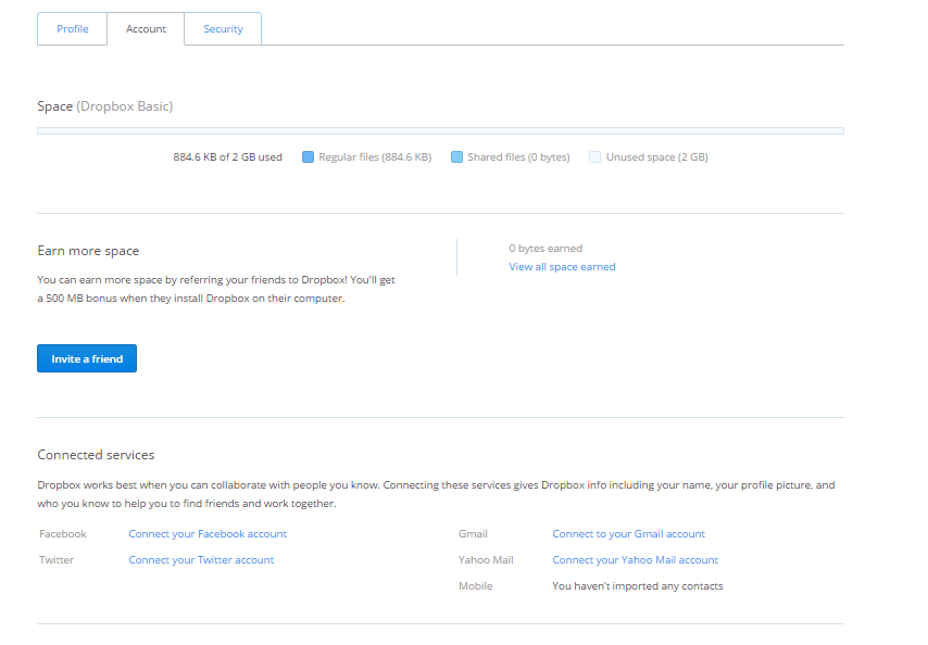 How to Dropbox Works
