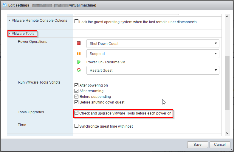 No mouse cursor in VMware vSphere 6 5 console – RSW IT & Web Blog