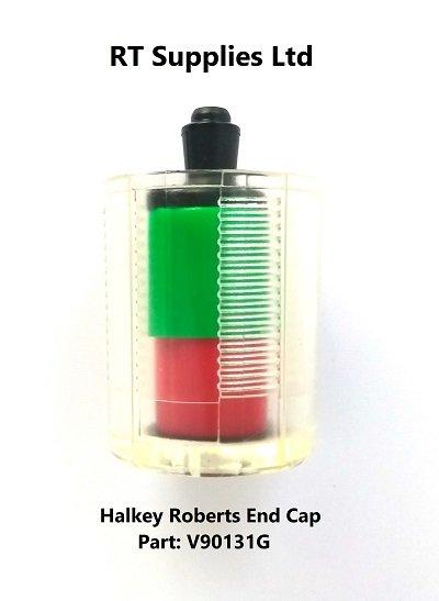 Halkey Roberts Alpha End Cap